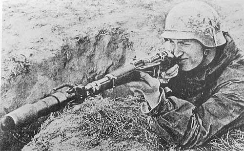 Image result for german k98 rifle grenade launcher